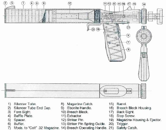 Welrod Mk II