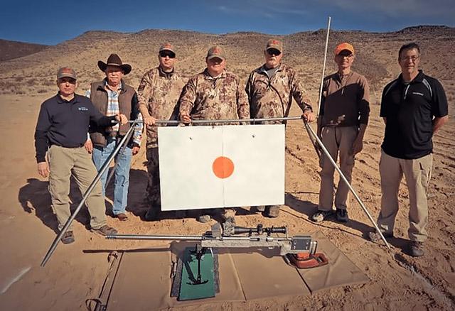 Команда Global Precision Group