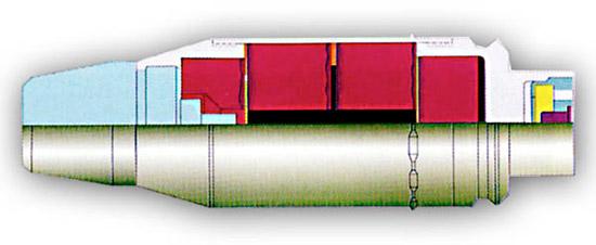 40-мм выстрел ВГ-40МД с <a href='https://med-tutorial.ru/m-lib/b/book/4004179998/80' target='_blank' rel='external'>многофункциональной</a> дымовой гранатой