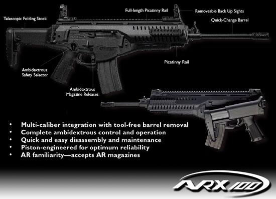 Beretta ARX-100