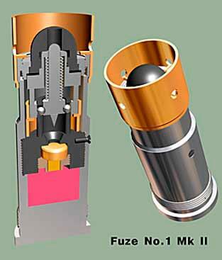 Противотанковая мина Модель I (Mk.I)