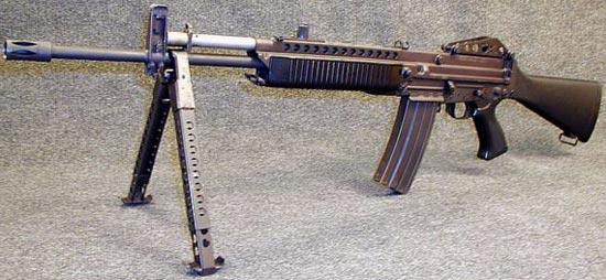 Stoner 63A автомат (штурмовая винтовка)