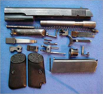 9-мм пистолет системы Браунинга обр. 1903 г