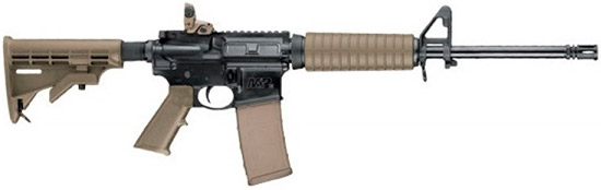 Smith & Wesson M&P15 Sport II