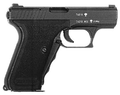 9-мм пистолет Hеckler-Koch P.7M13