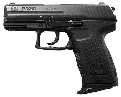 9-мм пистолет Несkler-Косh Р.2000
