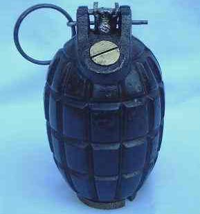 Mills Bomb № 5