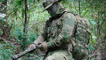 Нагрудники UW Gear для AK и AR в камуфляже A-TACS AU и A-TACS FG