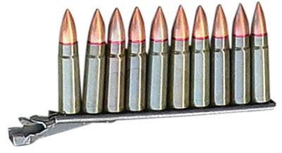 10-зарядная обойма с 9-мм специальными снайперскими патронами СП. 5