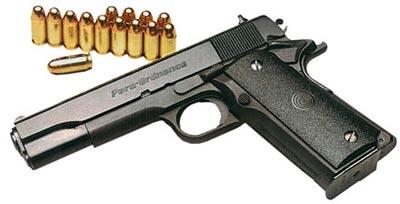 Канадская копия пистолета Кольт М 1911А1 — модель Para-Ordnance