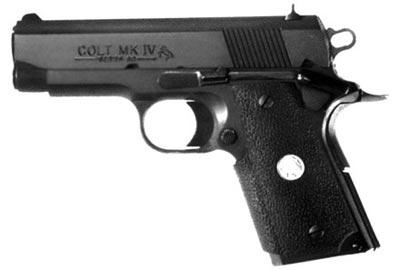 Пистолет Кольт Оfficers АСР Mk IV, Series 80