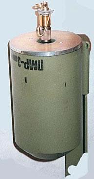 Противопехотная мина PMR-3 (ПМР-3) (новая модель)