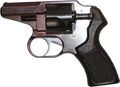 9х17 служебный револьвер Р-92 С