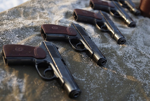 Пистолеты Макарова ПМ