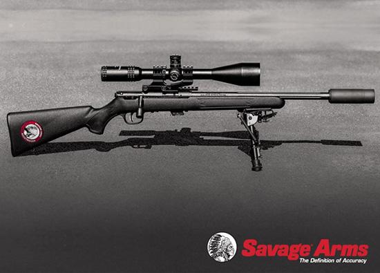 Savage Mark II FV