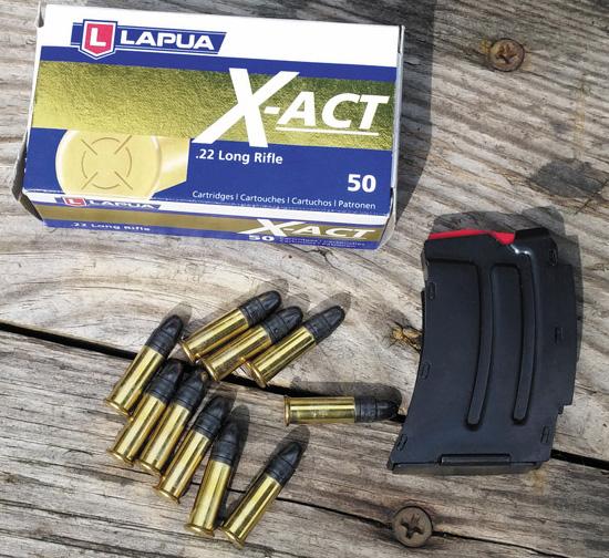 Качественные патроны позволяют не думать о недостатках аппаратной части — и полностью сконцентрироваться на процессе стрельбы