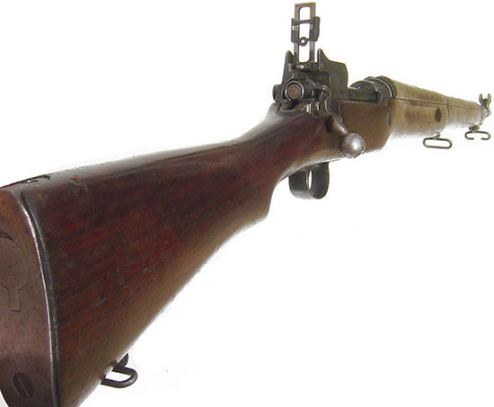 US Rifle M1917