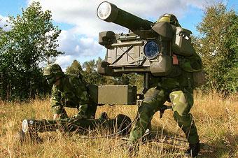 ПЗРК RBS-70