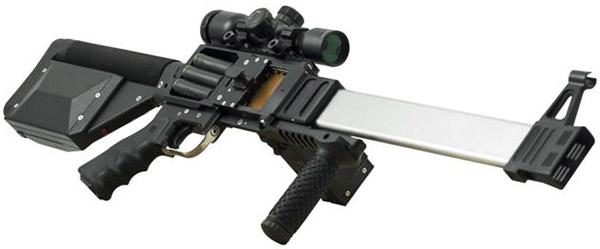 L5 Caseless Ammo