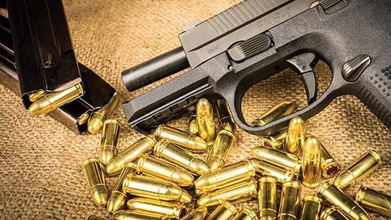 FNS выпускается в калибрах 9х19 Luger и .40 S&W