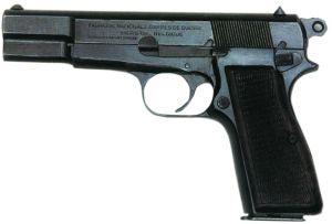 9-мм пистолет FN-Браунинг M.1935 HP