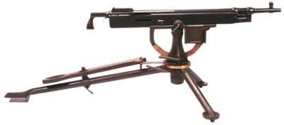 .30 (7,62-мм) станковый пулемет Кольт М 1895