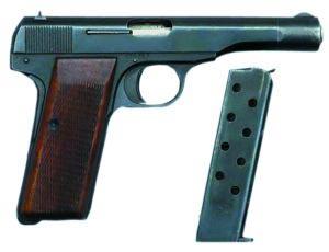 7,65-мм пистолет FN-Браунинг M 1922
