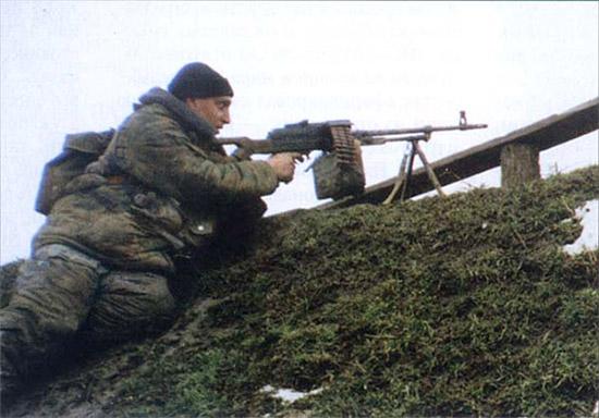 Стрелковое оружие в свете опыта локальных конфликтов
