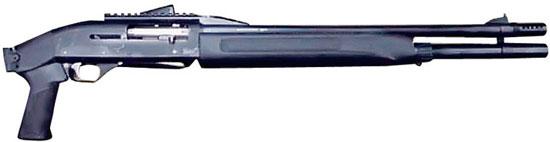 18,5 КС-П со сложенным прикладом
