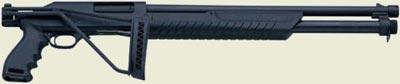 FABARM SDASS Tactical с пистолетной ручкой