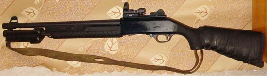 FABARM SDASS Tactical