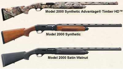 Stoeger 2000 охотничий вариант