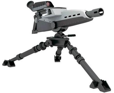 Гранатомет имеет съемный <a href='https://arsenal-info.ru/b/book/2362237253/11' target='_self'>оптический прицел</a> с устройством ночного видения и лазерным целеуказателем. Монитор-видоискатель спрятан в корпусе прицела. Видоискатель поворачивается на 180 градусов