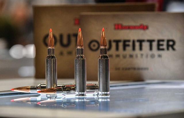 Hornady постоянно расширяет свой ассортимент производимых патронов. Здесь новый патрон .224 Valkyrie с матчевой пулей в 88 гран. Этот патрон был «Новым горячим калибром» на 2018 SHOT Show