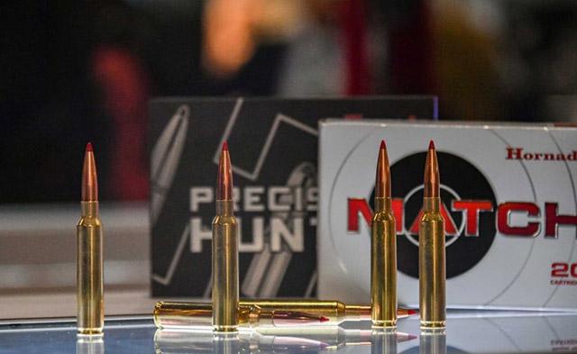 Новый патрон Hornady .300 Precision Rifle Cartridge (PRC) обещает великолепное качество выстрела даже на дальней дистанции