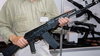 Импортируя лучшее российское оружие