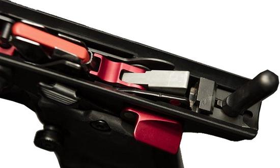 Модификация пистолетов Ruger Mark IV для стрельбы без вставленного магазина