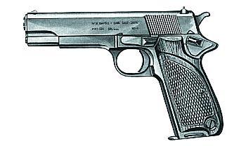 9-мм пистолет New Nambu тип 57А