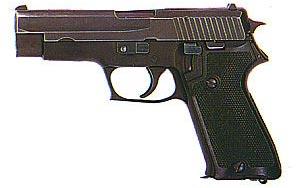 9-мм пистолет SIG-Sauer Р.220