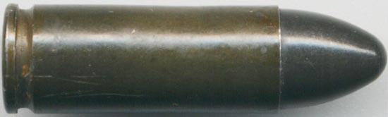 9x25 Mauser Export