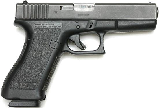 Glock 22 раннего выпуска