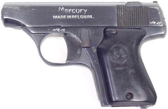 Mercury (экспортировавшийся в США)