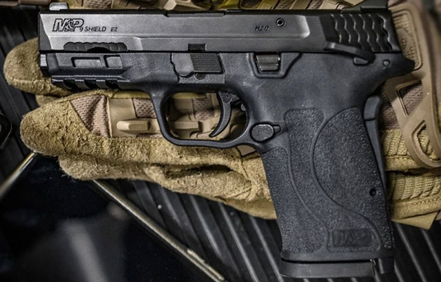 Smith & Wesson M&P9 Shield EZ
