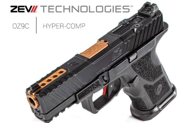 ZEV OZ9C Hyper-comp