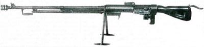 Противотанковое ружье Рукавишникова образца 1939 года
