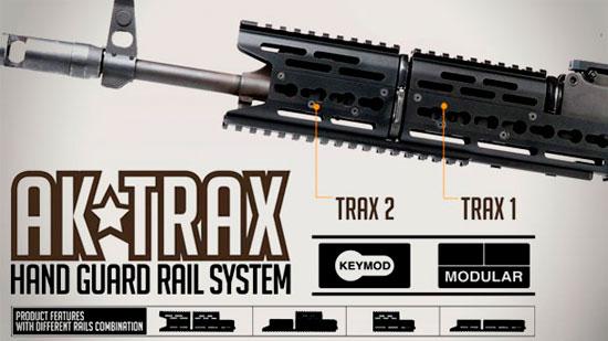 Strike Industries AK TRAX
