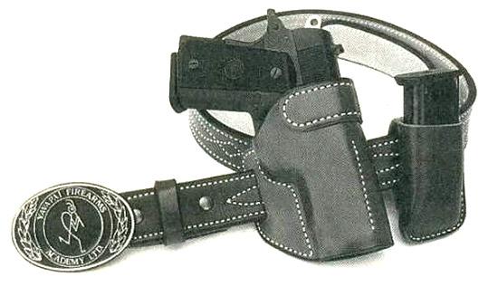 Кобура «Мильк Спаркс» ф 55BN. Ее конструкция обеспечивает удобство и скрытность размещений пистолета. Отличное дополнение к пистолету Р12.45