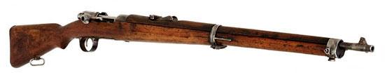 Винтовка Mannlicher-Schoenauer M1903/14 выпуска 1927 года