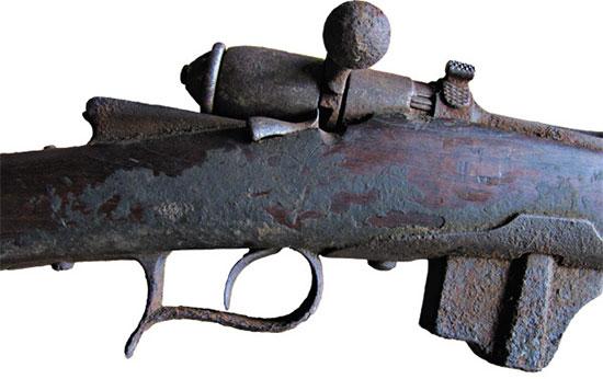 Коллекционеры наносят самый большой урон антикварному оружию, пытаясь своими силами произвести реставрацию