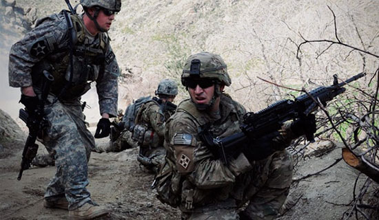 Operational Camouflage Pattern OCP